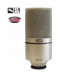 MXL Microphones - 990 Kapasitif Stüdyo Mikrofon