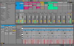Ableton - Live V10 Intro Müzik kompozisyon, prodüksiyon ve performans yazılımı - Sadece KOD