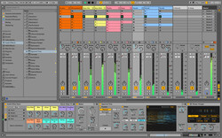 ABLETON - ABLETON Live V11 Standart Upgrade From Lite