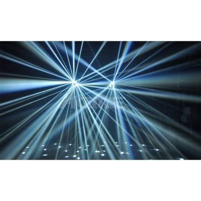 LED-767 RGBW İnvincibled 10W