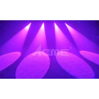LED-PS10D RGBW Led Color Spot 10W