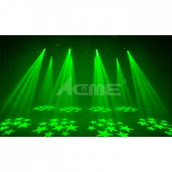 LED-MS350B Led Move 350B Spot 60W Led Movinghead - Thumbnail