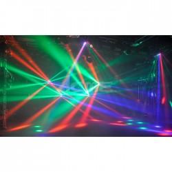LED-MB8FC Samba-Fc Multi Renkli Beam 8x8W - Thumbnail