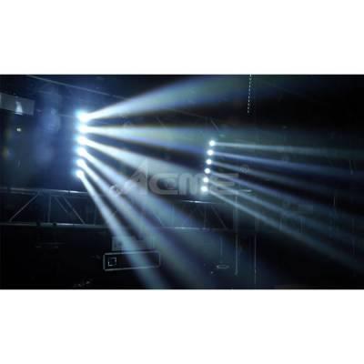 LED-MTX6S-8W Scanner Beam Moving Led Bar 6x8W