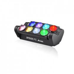 Acme - LED-FB8FC Spider-Fc Fixed Multi Renkli Beam 8x8W