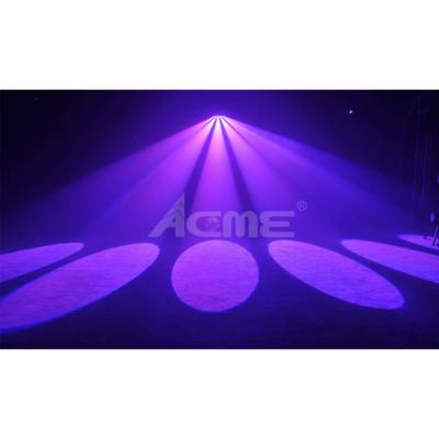 LED-460 RGBW Super Venom 6x10W