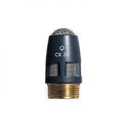 Akg - CK 33 HiperKardioid Kapsül Mikrofon