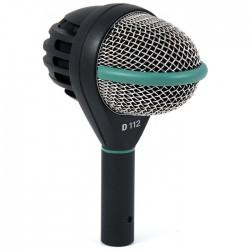 Akg - D112 Profesyonel Dinamik Bass Enstrüman Mikrofonu