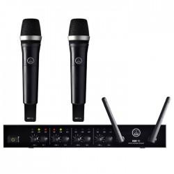 Akg - DMS 70 Dijital Çift Vokal Mikrofonu Seti