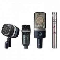 Akg - Drum Set Premium Davul Mikrofonu Seti