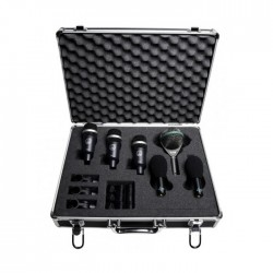 Akg - Perception Rhythm Pack 6lı Davul Mikrofon Seti