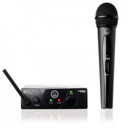 Akg - Wms 40 Mini Vokal Wireless Mikrofon Seti