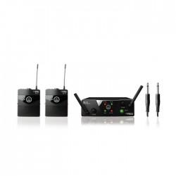 Akg - Wms 40 Mini2 Çift Enstruman Mikrofonu