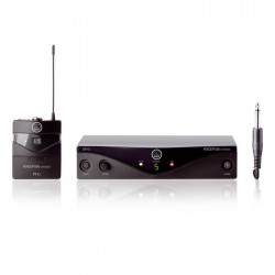 Akg - WMS 45 Perception UHF Yaka Mikrofonu Seti