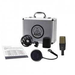 C414 XLII Stüdyo Kayıt Mikrofon Seti - Thumbnail