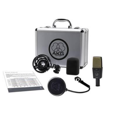 C414 XLII Stüdyo Kayıt Mikrofon Seti