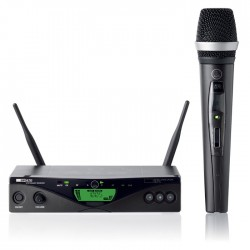 Akg By Harman - Wms 470 D/5 Kablosuz El Tipi Mikrofon Seti