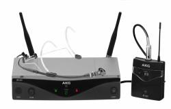 Akg By Harman - WMS420 Headworn Wireless Headset Mikrofon (Band A)