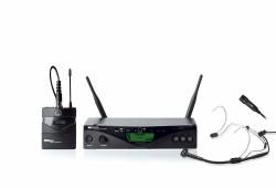 Akg By Harman - WMS470 PRES SET BD5-A-50MW Wireless El Mikrofonu