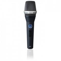 Akg - D 7 S Dinamik Vokal Mikrofonu