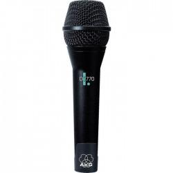 Akg - D 770 Dinamik Vokal ve Enstruman Mikrofonu