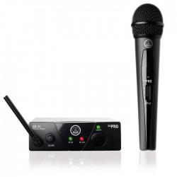 Akg - Wms 40 Mini Vokal Wireless Mikrofon Seti