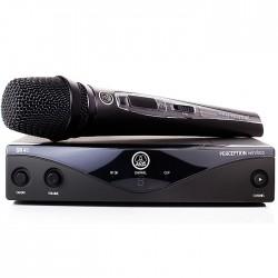 Akg - WMS 45 Perception UHF Vokal Mikrofonu Seti