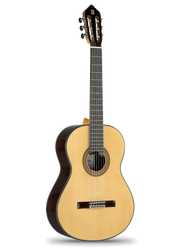 Alhambra - 11P+Hard Case Klasik Gitar