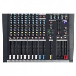 Allen & Heath - PA122-CP 8 Kanal 2000 Watt Anfili Mikser