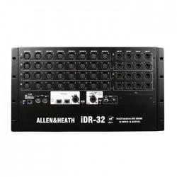 Allen & Heath - IDR32 32 Kanal Rack Tipi Mikser