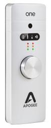 APOGEE - APOGEE ONE Mac & PC (Silver) Harici USB ses kartı / mikrofon (Mac)