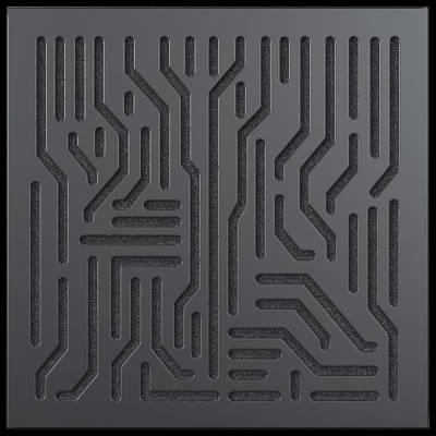 Azteka (Noir) - Bass Trap