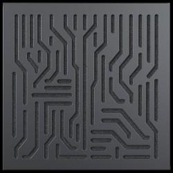 Artnovion - Azteka (Noir) - Bass Trap HP