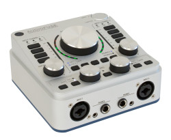 Arturia - AudioFuse Silver Yeni nesil profesyonel ses kartı