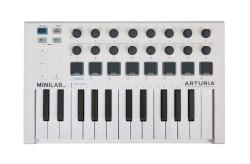Arturia - MiniLab MK II Software Synth 25 Tuş Hardware Controller MK II