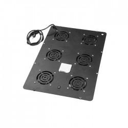 Asrack - A03SFNDT6 6lı Server Fan+Dijital Termostat Ünitesi
