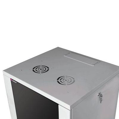 ECOwall 9U 600X450mm Kabinet