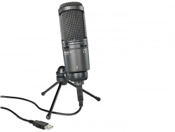 Audio Technica - AT2020USB+Kardioid Kondenser USB Mikrofon