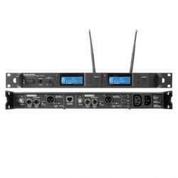 Audio Technica - AEW-R5200D Çiftli Telsiz Alıcı Ünitesi