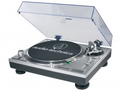 Audio Technica - AT-LP120USB Profesyonel Direct-Drive Pikap (Analog & USB)