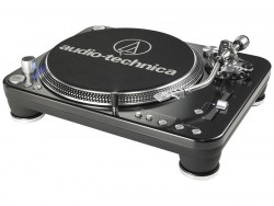 Audio Technica - AT-LP1240USB Profesyonel Direct-Drive Pikap (Analog & USB)