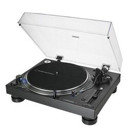 Audio Technica - AT-LP140XP Black/Silver Stereo Pikap