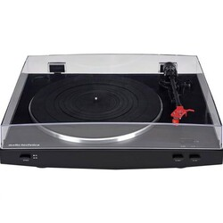 Audio Technica - AT-LP3BK Tam Otomatik Stereo Pikap