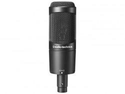 Audio Technica - AT2050 Kondenser stüdyo ses kayıt mikrofonu (Kardioid/Omni/Figür-8)