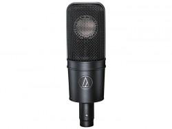 Audio Technica - AT4040 Dışarıdan polarize edilmiş (DC bias) kardioid kondenser stüdyo ses kayıt mikrofonu