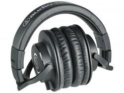 Audio Technica - ATH-M40x-Stüdyo referans mix ve kayıt kulaklığı