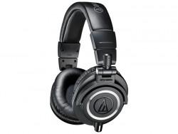 Audio Technica - ATH-M50x-Stüdyo referans mix ve kayıt kulaklığı