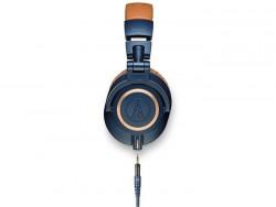 Audio Technica - ATH-M50xBL-Limited Edition Stüdyo referans mix ve kayıt kulaklığı