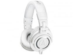 Audio Technica - ATH-M50xWH-Stüdyo referans mix ve kayıt kulaklığı