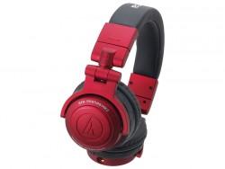 Audio Technica - ATH-PRO500MK2RD-Profesyonel DJ kulaklığı